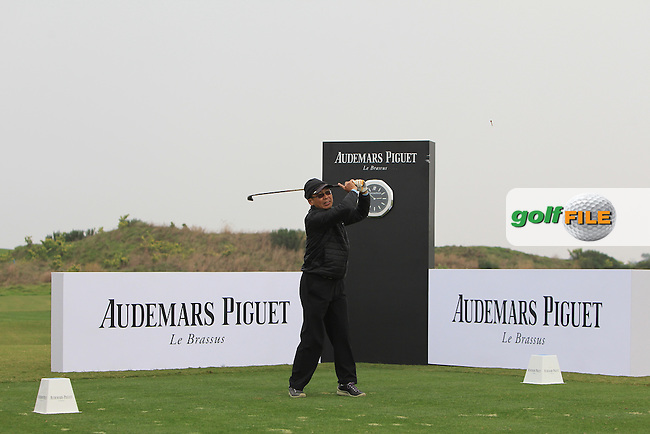 AP Day at the Lanhai Golf Club in Sheshan, Shanghai, China on Monday 09/11/15.<br /> Picture: Thos Caffrey | Golffile