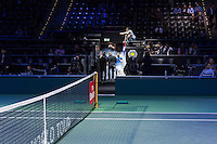 ABN AMRO World Tennis Tournament, Rotterdam, The Netherlands, 19 Februari, 2017, Ivan Dodig (CRO), Marcel Granollers (ESP)<br /> Photo: Henk Koster