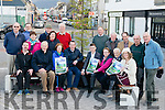 Launch of Paddy Turner Memorial walk in the Killarney last Monday.