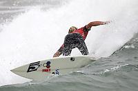 Patrick Gudauskas. 2009 ASP WQS 6 Star US Open of Surfing in Huntington Beach, California on July 24, 2009. ..