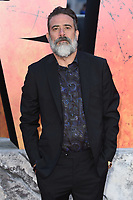 Jeffrey Dean Morgan arriving for the &quot;Rampage&quot; premiere at the Cineworld Empire Leicester Square, London, UK. <br /> 11 April  2018<br /> Picture: Steve Vas/Featureflash/SilverHub 0208 004 5359 sales@silverhubmedia.com