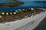 Aerial photographs of Florida Beaches<br />