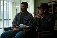 Thank You for Your Service (2017)<br /> BEULAH KOALE, DIR. JASON HALL<br /> *Filmstill - Editorial Use Only*<br /> CAP/FB<br /> Image supplied by Capital Pictures