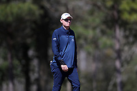 WALLACE, NC - MARCH 09: Assistant coach Jonathan Bowden of UNC Wilmington at River Landing Country Club on March 09, 2020 in Wallace, North Carolina.