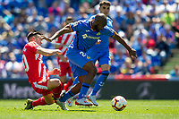Getafe CF's Dimitri Foulquier during La Liga match. May 05,2019. (ALTERPHOTOS/Alconada)<br /> Liga Campionato Spagna 2018/2019<br /> Foto Alterphotos / Insidefoto <br /> ITALY ONLY