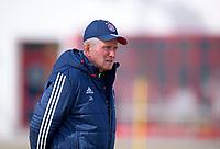 05.03.2018,  Football 1.Liga 2017/2018,  FC Bayern Muenchen Training an Saebenerstrasse in Muenchen. Trainer Jupp Heynckes (FC Bayern Muenchen) . *** Local Caption *** © pixathlon<br /> <br /> Contact: +49-40-22 63 02 60 , info@pixathlon.de