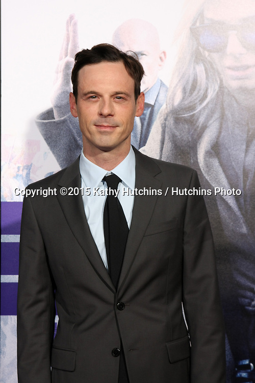 """LOS ANGELES - OCT 26:  Scoot McNairy at the """"Our Brand is Crisis"""" LA Premiere at the TCL Chinese Theater on October 26, 2015 in Los Angeles, CA"""