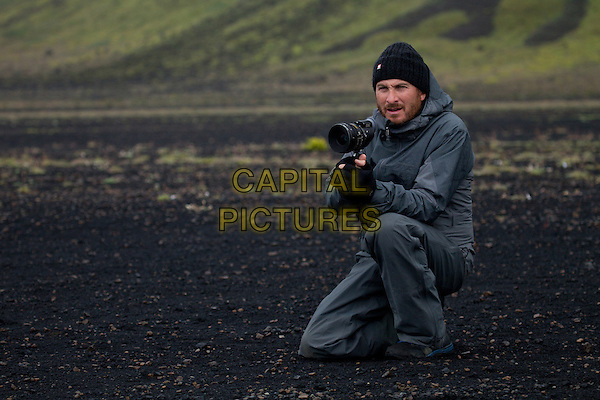 Darren Aronofsky (Director)<br /> on the set of Noah (2014) <br /> *Filmstill - Editorial Use Only*<br /> CAP/FB<br /> Image supplied by Capital Pictures