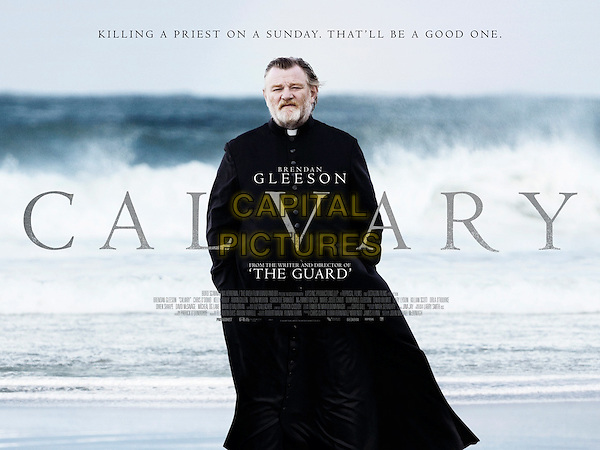 POSTER ART<br /> in Calvary (2014)<br /> *Filmstill - Editorial Use Only*<br /> CAP/NFS<br /> Image supplied by Capital Pictures