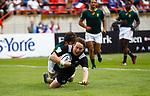 Jay Renton, RSA 40 v 30 New Zealand at Stade de la Mediterranee, Beziers, France, World Rugby U20 Championship 2018. Photo Martin Seras Lima