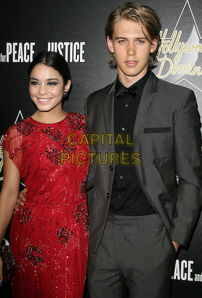 27 February 2014 - West Hollywood, California - Vanessa Hudgens, Austin Butler. Hollywood Domino&rsquo;s 7th Annual Pre-Oscar Charity Gala held at Sunset Tower Hotel. <br /> CAP/ADM/<br /> &copy;AdMedia/Capital Pictures