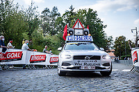official race car<br /> <br /> Heistse Pijl 2020<br /> One Day Race: Heist-op-den-Berg > Heist-op-den-Berg 190km  (UCI 1.1)<br /> ©kramon