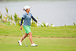 TAOYUAN, TAIWAN - OCTOBER 21: Ai Miyazato of Japan walks on the 13th hole during day two of the LPGA Imperial Springs Taiwan Championship at Sunrise Golf Course on October 21, 2011 in Taoyuan, Taiwan. (Photo by Victor Fraile/Getty Images)