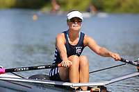 Race: 92  W.1x (Band 1)  Heat 2<br /> <br /> Peterborough Summer Regatta 2018 - Saturday<br /> <br /> To purchase this photo, or to see pricing information for Prints and Downloads, click the blue 'Add to Cart' button at the top-right of the page.