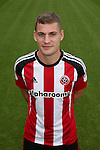Paul Coutts of Sheffield Utd during the 2016/17 Photo call at Bramall Lane Stadium, Sheffield. Picture date: September 8th, 2016. Pic Simon Bellis/Sportimage