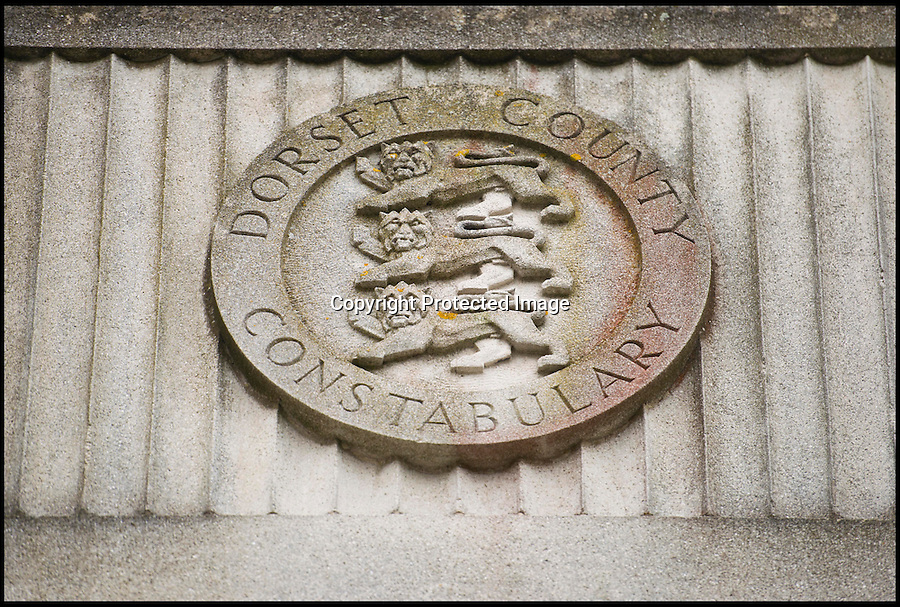 BNPS.co.uk (01202 558833)<br /> Pic: RachelAdams/BNPS<br /> <br /> Dorset County Constabulary crest above the front door. <br /> <br /> Potential buyers of this property that is for sale will hope to get it for a real steal.<br /> <br /> The three-storey building is actually a derelict police station that used to house scores of police officers and dozens of prisoners.<br /> <br /> The building used to serve as the main police station for Poole, Dorset, until 2009 when the force moved to a state-of-the-art HQ nearby.<br /> <br /> The 1930s building, that sits a 0.89 of an acre site, has lain mostly empty since then, at a cost of hundreds of thousands of pounds a year to the taxpayer.<br /> <br /> It is now gone on the market with interested parties invited to make sealed bids.