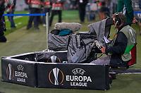 Kameramann, TV, Kamera, Cam, TV-Kamera, Arbeit, Job, Beruf,  <br /> TSG 1899 HOFFENHEIM - ISTANBUL Basaksehir  3-0<br /> Gruppe C, Football UEFA Europa League, Hoffenheim, 19.10.2017<br /> EL Saison 2017/2018<br /> <br />  *** Local Caption *** © pixathlon +++ tel. +49 - (040) - 22 63 02 60 - mail: info@pixathlon.de