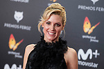 Maggie Civantos attends red carpet of Feroz Awards 2018 at Magarinos Complex in Madrid, Spain. January 22, 2018. (ALTERPHOTOS/Borja B.Hojas)