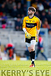 Shane Murphy Dr Crokes in action against  West Kerry in the Kerry Senior Football Championship Semi Final at Fitzgerald Stadium on Saturday.