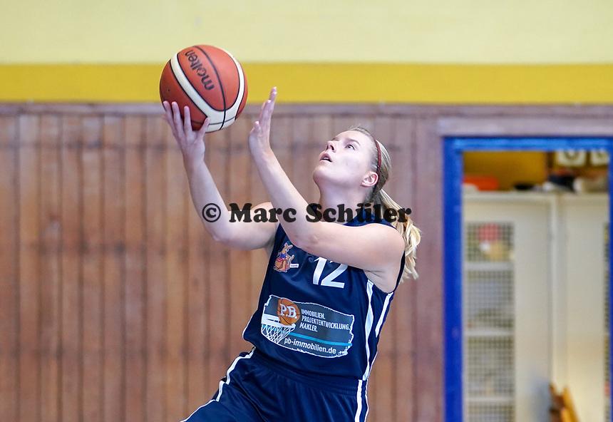 Sabrina Schäfer (TV Groß-Gerau) - Gross-Gerau 21.09.2019: TV Groß-Gerau vs. TSV Grünberg, Oberliga Damen