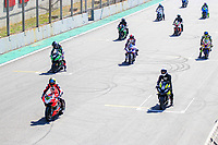 SAO PAULO, SP - 23.07.2017 - SUPERBIKE - Pilotos da Superbike 1000cc durante a quarta etapa do Superbike 2017 na manh&atilde; deste domingo (23) no aut&oacute;dromo de Interlagos, zona sul de S&atilde;o Paulo.<br /> <br /> <br /> (Fabricio Bomjardim / Brazil Photo Press)