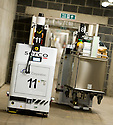 ::  SERCO :: FORTH VALLEY ROYAL HOSPITAL :: PATIENT CATERING :: BURLODGE TROLLEY SET FOR WARDS ::