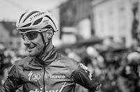 Tom Boonen (BEL/Etixx-QuickStep) at the start<br /> <br /> Tour de l'Eurom&eacute;tropole 2016 (1.1)<br /> Poperinge &rsaquo; Tournai (196km)/ Belgium