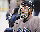Jon Jankus - The University of Maine Black Bears practiced on Wednesday, April 5, 2006, at the Bradley Center in Milwaukee, Wisconsin, in preparation for their April 6 2006 Frozen Four Semi-Final game versus the University of Wisconsin.