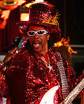 Bootsy Collins - BB King's - NYC June 26, 2011