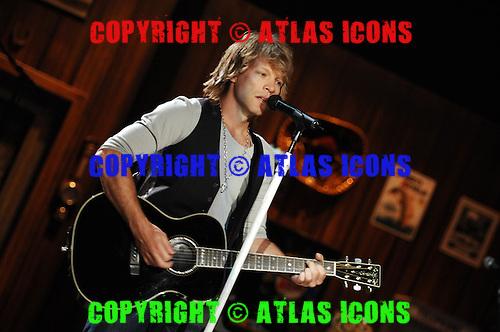 BON JOVI: 2007.Photo Credit: Eddie Malluk/Atlas Icons.com