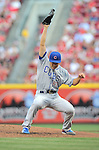 Tsuyoshi Wada (Cubs),<br /> JULY 8, 2014 - MLB : Chicago Cubs starting pitcher Tsuyoshi Wada in action during the Major League Baseball game against the Cincinnati Reds at Great American Ball Park in Cincinnati, Ohio, USA.<br /> Japanese pitcher Tsuyosh Wada was making his major league debut.<br /> (Photo by AFLO)
