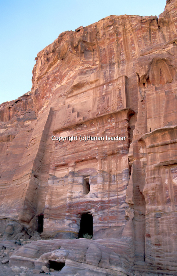 Jordan, Petra. The Silk Tomb&#xA;<br />