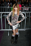 "HOLLYWOOD, CA. - February 24: Actress Bella Thorne arrives at the Los Angeles premiere of ""Jonas Brothers: The 3D Concert Experience"" at the El Capitan Theatre on February 24, 2009 in Los Angeles, California."