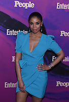 NEW YORK, NEW YORK - MAY 13: Susan Kelechi Watson attends the People & Entertainment Weekly 2019 Upfronts at Union Park on May 13, 2019 in New York City. <br /> CAP/MPI/IS/JS<br /> ©JS/IS/MPI/Capital Pictures