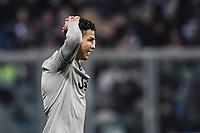 Cristiano Ronaldo Juventus<br /> Reggio Emilia 10-2-2019 Stadio Mapei, Football Serie A 2018/2019 Sassuolo - Juventus<br /> Foto Andrea Staccioli / Insidefoto