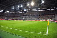 Spielfeld in der Esprit Arena - 23.03.2018: Deutschland vs. Spanien, Esprit Arena Düsseldorf