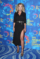 WEST HOLLYWOOD, CA - SEPTEMBER 24: Victoria Bech  attends the Los Angeles LGBT Center's 47th Anniversary Gala Vanguard Awards at Pacific Design Center on September 24, 2016 in West Hollywood, California. (Credit: Parisa Afsahi/MediaPunch).