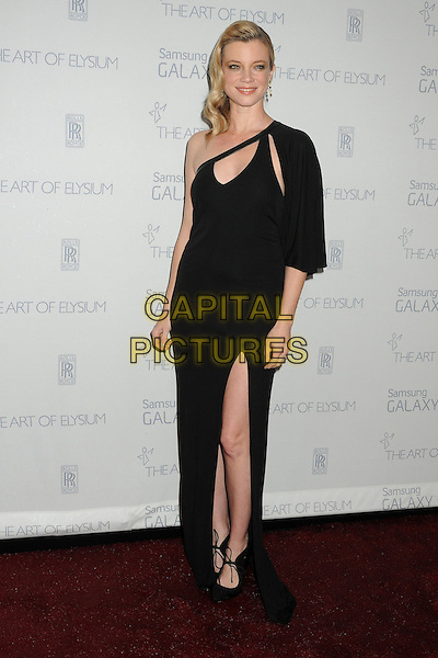 10 January 2015 - Santa Monica, California - Amy Smart. The Art of Elysium&rsquo;s 8th Annual Heaven Gala held at Hangar 8.   <br /> CAP/ADM/BP<br /> &copy;Byron Purvis/AdMedia/Capital Pictures