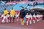 China vs Oman during the AFC U23 Championship China 2018 Group A match at Changzhou Olympic Sports Center on 09 January 2018, in Changzhou, China. Photo by Marcio Rodrigo Machado / Power Sport Images