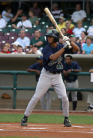 August 30, 2003:  Bibbs Kennard of the Beloit Snappers during a game at Fifth Third Field in Dayton, Ohio.  Photo by:  Mike Janes/Four Seam Images