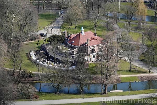 Nederland - Rotterdam - 26 maart 2018.  De Harbour Club in Het Park.  Foto Berlinda van Dam / Hollandse Hoogte  Foto Berlinda van Dam / Hollandse Hoogte.