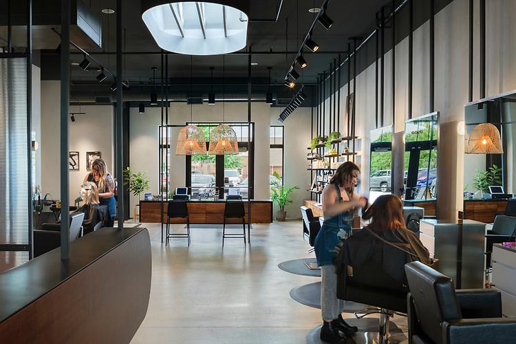 Mission Salon | TimLai Architect