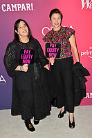 LOS ANGELES, CA. February 19, 2019: Nancy Steiner & Arianne Phillips at the 2019 Costume Designers Guild Awards at the Beverly Hilton Hotel.<br /> Picture: Paul Smith/Featureflash