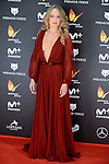 Marta Larralde attends to the Feroz Awards 2017 in Madrid, Spain. January 23, 2017. (ALTERPHOTOS/BorjaB.Hojas)