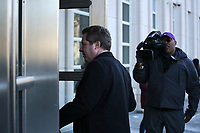 NEW YORK, NY - FEBRUARY 04: Attorney for Joaquin 'El Chapo' Guzman, Jeffrey Lichtman, arrives at the US Federal Courthouse February 4, 2019 in Brooklyn, New York.  (Photo by Kena Betancur/VIEWpress)