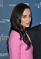 Hannah John-Kamen at the Newport Beach Film Festival UK Honours, The Langham Hotel, Portland Place, London, England, UK, on Thursday 07th February 2019.<br /> CAP/CAN<br /> &copy;CAN/Capital Pictures
