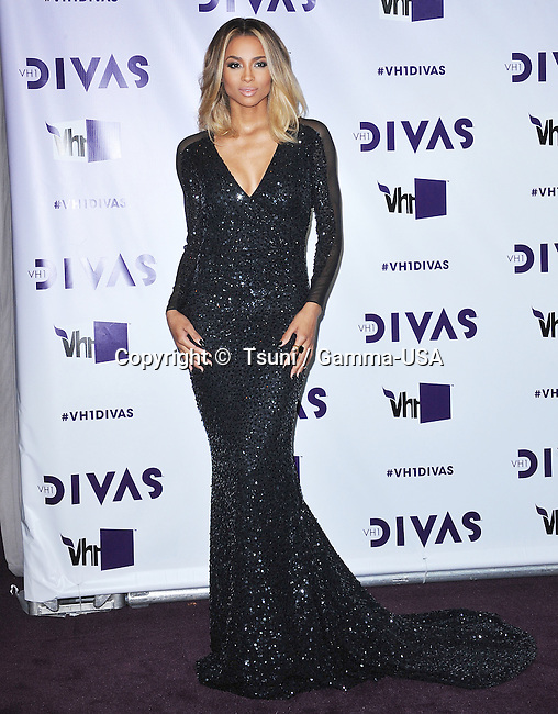 Ciara  at the Divas VH1 at the Shrine Auditorium In Los Angeles.