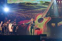 NITERÓI, RJ, 30.09.2018 - CANTA-NITERÓI - Simone anuncia pausa na carreira até o retorno de Simaria durante Festival Canta Niterói, no Teatro Popular em Niterói região metropolitana do Rio de Janeiro neste domingo, 30.  (Foto: Clever Felix/Brazil Photo Press)