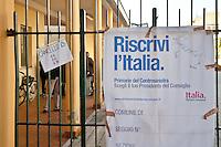 PESCARA (PE) 25/11/2012: PRIMARIE CENTRO SINISTRA 2012 - NELLA FOTO IL GIORNO DELLE PRIMARIE NEI SEGGI PESCARESI. FOTO ADAMO DI LORETO