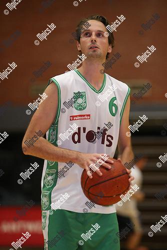2008-09-09 / Basketbal / Oxaco / HENNISSEN Stijn...Foto: Maarten Straetemans (SMB)